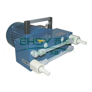 隔膜真空泵,伊尔姆,真空度:75mbar,流速:30L/min