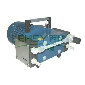 隔膜真空泵,伊尔姆,真空度:8mbar,流速:16.7L/min
