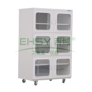 氮气柜,希斯百瑞全自动型,SS1436NS,容积:1436L,湿度范围:1~60%RH,6门