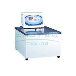 恒温水油槽,数控,SC-20,温度范围:室温+5~100℃,容积:22.5L,循环泵流量:6L/min