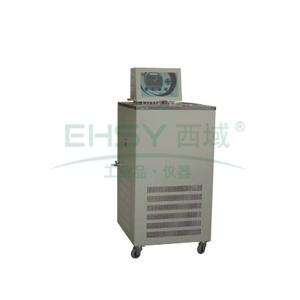 低温恒温槽,DC-0510,温度范围:-5~100℃,容积:10L,循环泵流量:6L/min