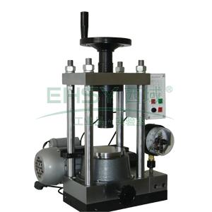 粉末压片机,自动型,FYD-30,最大压力:30吨,自动复位