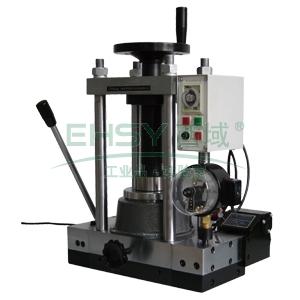 粉末压片机,自动型,FYD-30-A,最大压力:30吨,自动复位,带防护罩