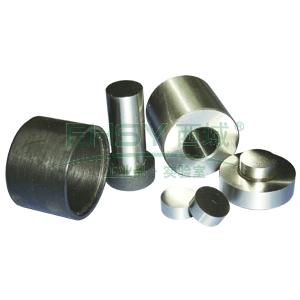 压片机模具,圆柱形,ID8,直径:8mm