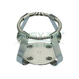 锥形瓶夹具,艾卡,AS2.4,可夹持锥形瓶容量:200ml/250ml