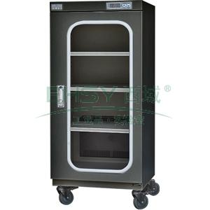 电子防潮箱,希斯百瑞,智能精密型,SS160MF,容量:160L,湿度范围:10~20%RH,防静电