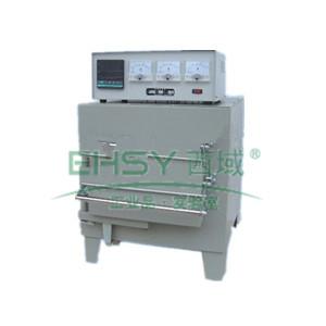 箱式电阻炉,SK2-12-10,额定温度:1000℃,额定功率:12Kw,炉膛尺寸:500*300*200mm