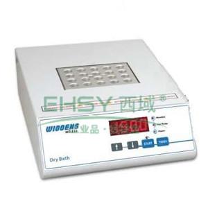 多功能恒温器,Wiggens,干浴器,WD320,温度范围:RT+5℃~151℃,加热块数量:两块