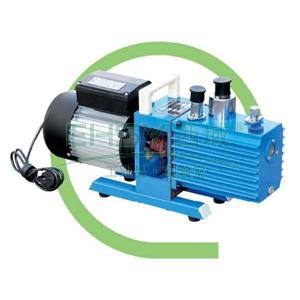 真空泵,直联旋片式,2XZ-4,单相,抽气速度:4L/S,外形尺寸:565x168x282mm
