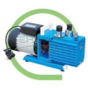 真空泵,直联旋片式,含强制防返油装置,2XZ-2C,单相,抽气速度:2L/S