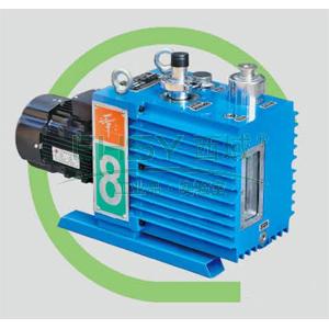 真空泵,直联旋片式,含强制防返油装置,2XZ-8C,三相,抽气速度:8L/S