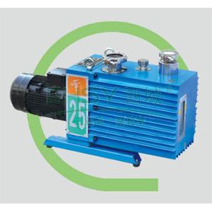 真空泵,直联旋片式,含强制防返油装置,2XZ-25C,三相,抽气速度:25L/S