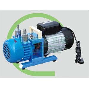 真空泵,无油旋片式,WX-2,单相,抽气速度:2L/S,外形尺寸:440x160x240mm