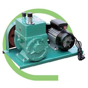 真空泵,旋片式,2X-4A,单相,抽气速度:4L/S,转速:450rpm