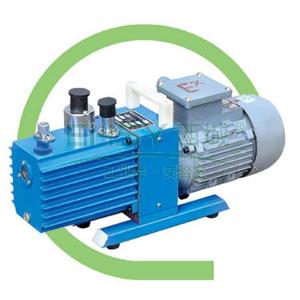 真空泵,防爆,直联旋片式,2XZF-1,三相,抽气速度:1L/S,外形尺寸:469x168x260mm