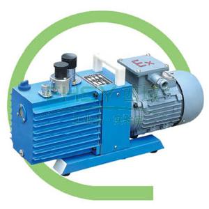 真空泵,防爆,直联旋片式,含强制防返油装置,2XZF-2,三相,抽气速度:2L/S