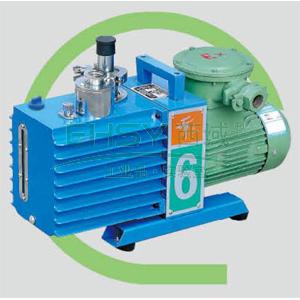 真空泵,防爆,直联旋片式,含强制防返油装置,2XZF-4,三相,抽气速度:4L/S