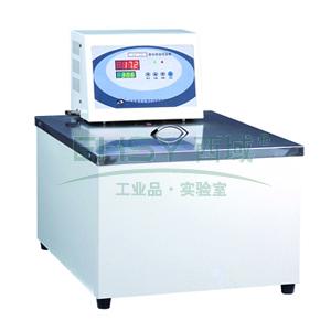 数控超级恒温水油槽,控温范围:RT+5~100℃,工作槽容积:400×330×230mm3