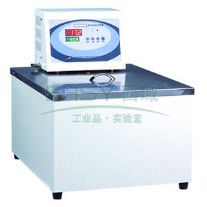 高精度恒温水油槽,温度范围:RT+5~95℃,工作槽容积:400×330×230mm3