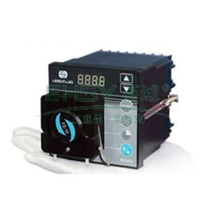 基本调速型蠕动泵,BQ50S泵头FZ10,单通道流量(毫升/分钟)0.005~20,通道数量1