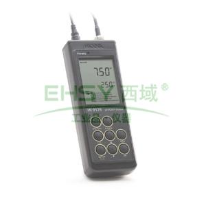 pH测定仪/ORP测定仪/温度测定仪,哈纳 便携式防水型测定仪,HI9125N