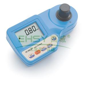 余氯测定仪,哈纳 微电脑浓度测定仪,HI96701