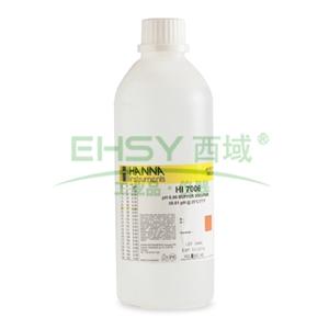 pH缓冲液,哈纳 常规酸度标准缓冲液 pH6.86,500mL/瓶,HI7006L