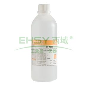 缓冲液,哈纳 常规电导率标准缓冲液 12880µS/cm,500mL/瓶,HI7030L