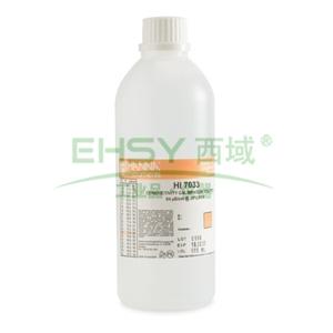 电导率标准溶液,哈纳 常规标准缓冲液 84µS/cm,500mL/瓶,HI7033L