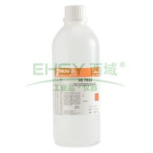 缓冲液,哈纳 常规总固体溶解度标准缓冲 1382ppm,500mL/瓶,HI7032L