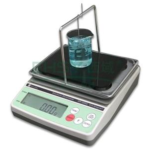 密度计,真溶液相对密度/浓度测试仪 范围0.001-300g,GH-300G*