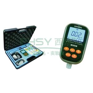 pH计/氟离子浓度计,便携式pH/氟离子浓度计,WS100