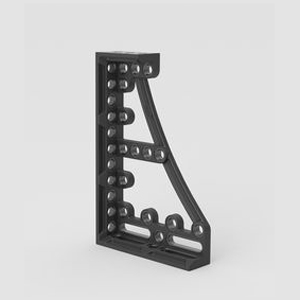 Siegmund焊接用止挡和夹紧角600GK  右 376x95x600mm