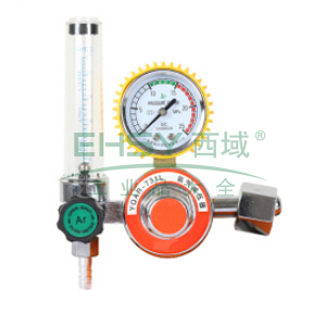 沪工氩气表减压器,GR1-25