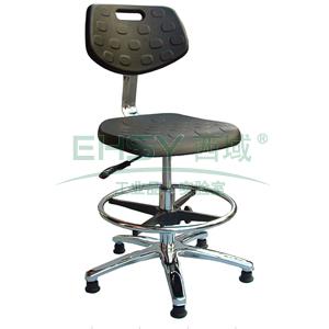 工作椅,580*580*270mm 升降高度490-670mm(散件不含安装)