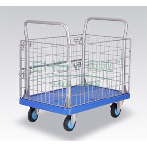 全静音单层双扶手网架车,铁支架轮,300KG