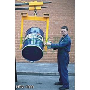 汉利 倒桶叉车桶夹,360°旋转,额定载荷(kg):400,长*宽*高(mm):1120*400*1080