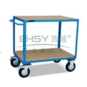 CX型工具车(木质纤维板台面),额定载重(kg):300,台面尺寸(mm):1000*700
