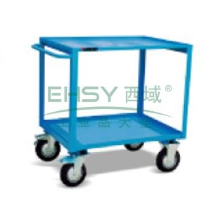 CX型工具车(钢板台面),额定载重(kg):300,台面尺寸(mm):1000*700