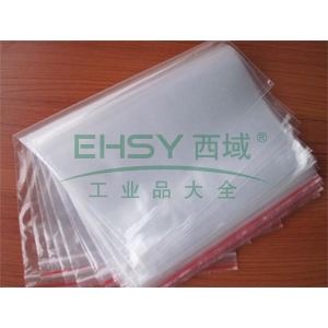 PE自封袋,340x450,双边厚度:8丝,(100个/包)