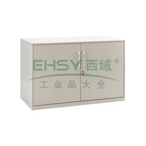 IV拆装阳台柜,高*宽*深(mm):760*1200*600,标配1,一块层板,黄色,仅限江浙沪地区销售