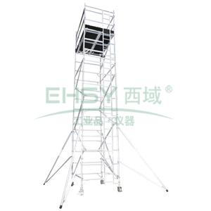 铝合金双宽脚手架, 1.35   2米(踏板高度)