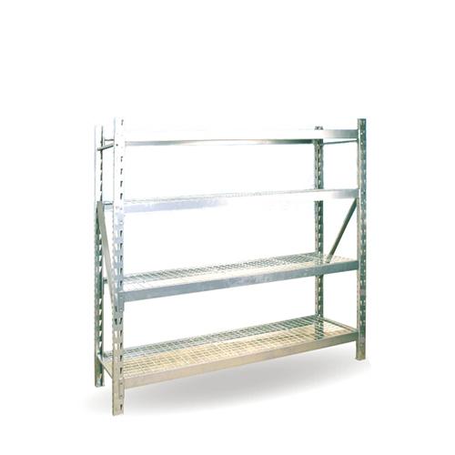 中重型置物架,500KG承重 4层  1958×610×1828mm 层板为复合木板 (安装费另询)