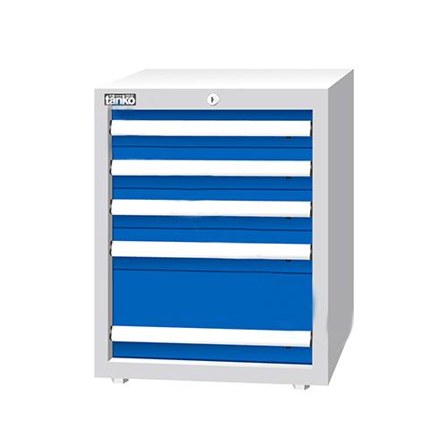 重量型工具柜,H700ⅹW566ⅹD607,5个抽屉,每屉承重100KG