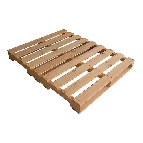 实木托盘(9块面板),尺寸(mm):1200×800×108,板厚(mm):18,最大载重(kg):2400