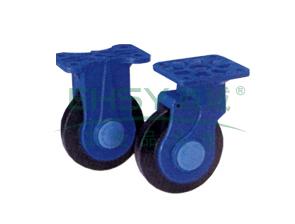 """万向轮,4""""(微静音)日本静音塑料手推车用,150kg"""
