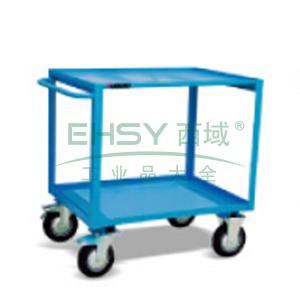 CX型工具车(钢板台面),桔色,额定载重(kg):300,台面尺寸(mm):1000*700