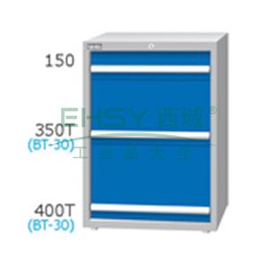 刀具柜,高H*宽W*深D:1000*718*759,单轨抽屉荷重(kg):80,复轨抽屉荷重(kg):180,ED-10031-11N