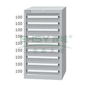 标准型工具柜,高H*宽W*深D:1025*566*607,抽屉荷重(kg):50,EHA-10091