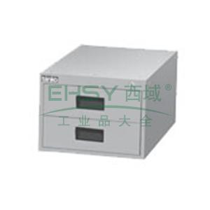 标准型吊柜,高H*宽W*深D:297*400*607,抽屉荷重(kg):50,ES-13021